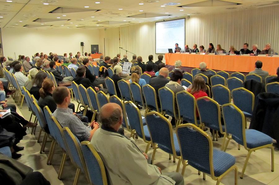 Veřejné projednání posudků a dokumentací EIA