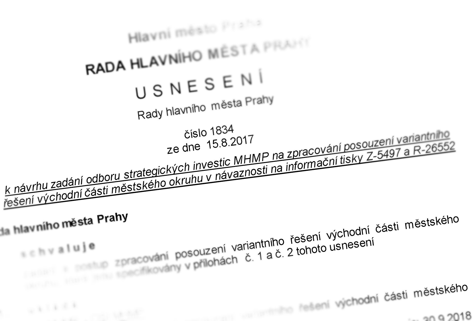 Usnesení RHMP