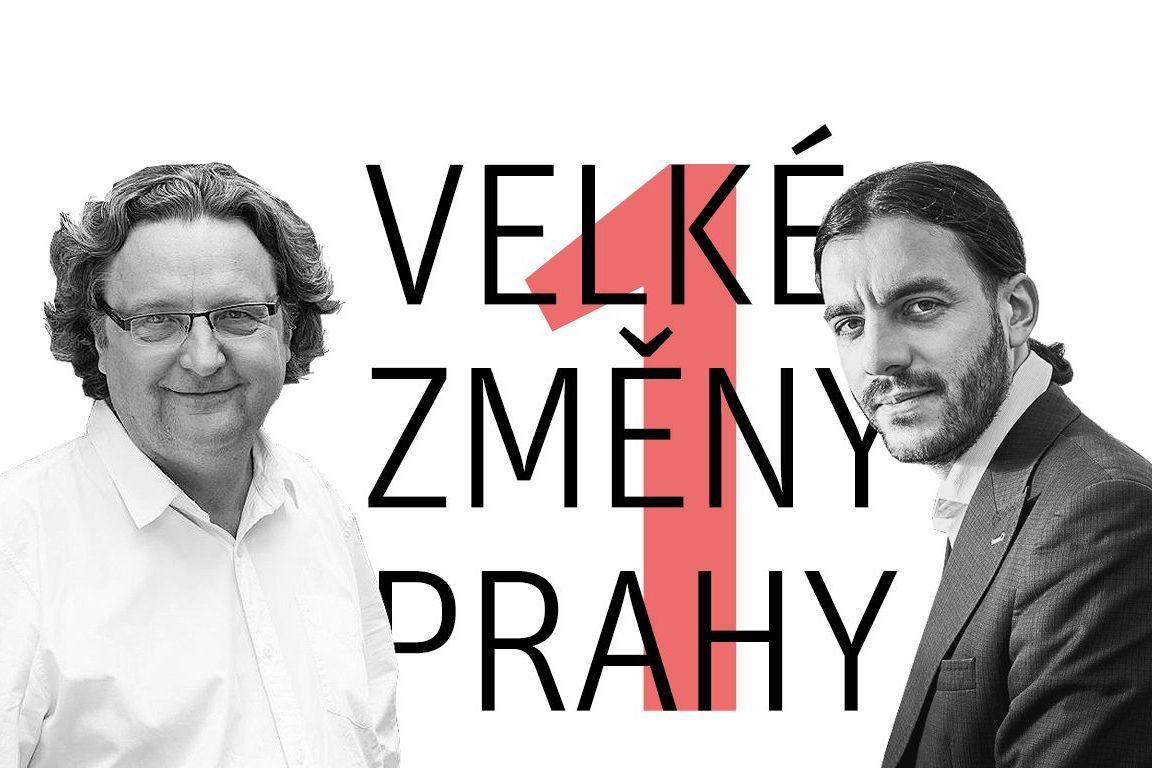 Velké změny Prahy:Městský okruh